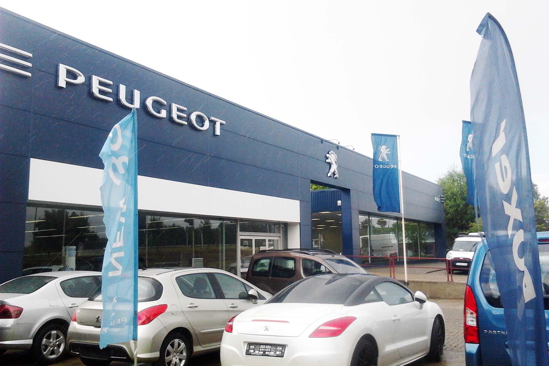 Garage peugeot jego bc construct for Garage automobile peugeot